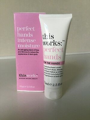 This Works Perfect Hands Intense Moisture