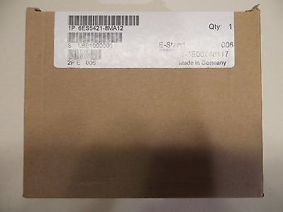 Siemens Simatic S5 Digitaleingabe 6ES5421-8MA12 neu Sealed E:Stand 006