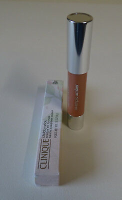 Clinique Chubby Stick Shadow Tint for Eyes 3g – 04 Ample Amber – NEU