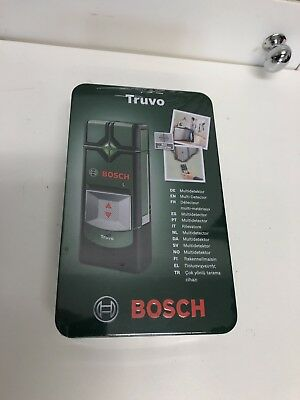 Bosch Truvo Multi Detector - Detects Live Electrical Cable / Metal at up to 7cm