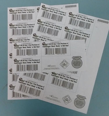 Skoal, copenhagen, husky or red seal coupons (25) $1.50 off 1 can purchase! SAVE