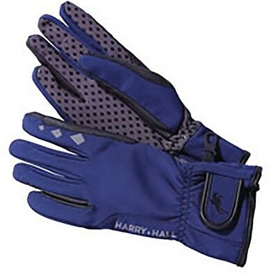 Harry Hall Softshell Riding Gloves
