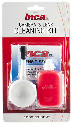 New Inca - 501136 - Camera & Lens Cleaning Kit