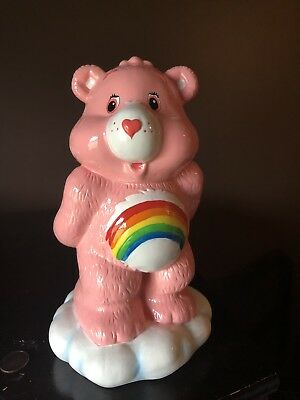 Cheer Bear Coin Bank