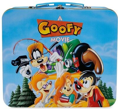 Authentic Disney Store A Goofy Movie Lunch Box - Oh My Disney:     NEW
