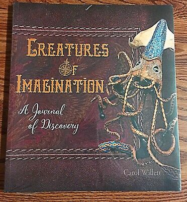 Creatures of Imagination, Journal of discovery,