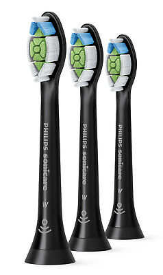New Philips - HX6063/96 - Sonicare W2 Optimal White Toothbrush Heads - 3 Pack