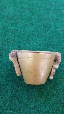 Antique Nesting Weights, Cup, Apothecary, Guatemala, 15.9 oz c.1850-1900