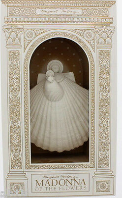 MADONNA OF THE FLOWERS #MC-97 MADONNA & CHILD SERIES NUMBERED PIECE Issued 1997