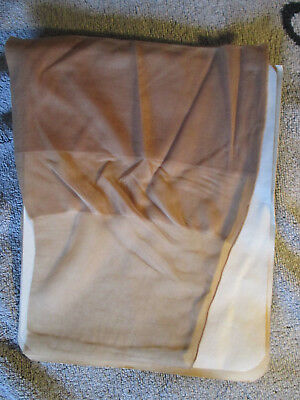 bas nylon voile vintage lisse couture( seamed ).Fully fashioned .76 cm.