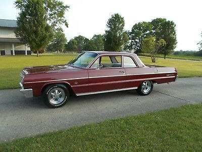 1964 Chevrolet Impala BEL AIR 1964 CHEVROLET IMPALA BEL AIR  48,235 ACTUAL MILES TURN KEY READY TO GO AND SHOW