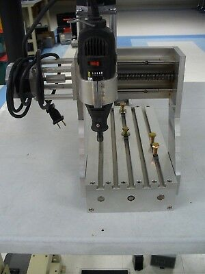 3 Axis Router Engraving/Drilling/Milling Machine 3D