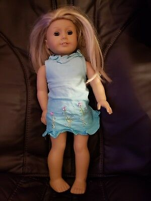 American Girl Doll Kailey Hopkins 2003 Girl Of The Year