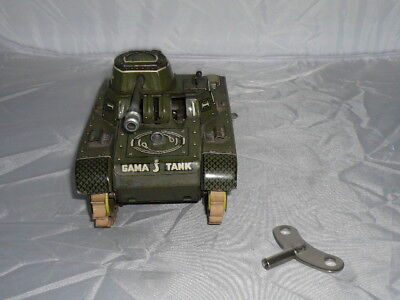 Gama - T65 Panzer - Made in US Zone (50er Jahre) - ca. 16cm