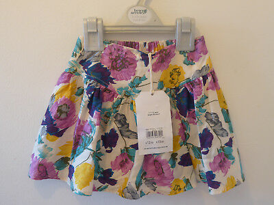 BOOTS - Pretty Girls SMART Summer Skirt Elastic Waist 12-18 Months NEW WITH TAG