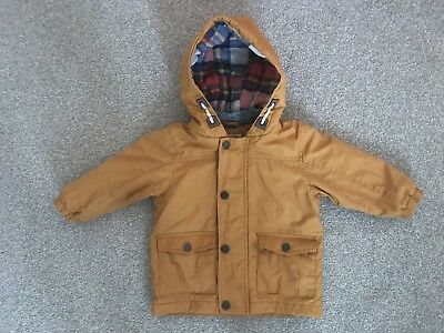 Baby Boys Coat 9-12 Months - NEXT