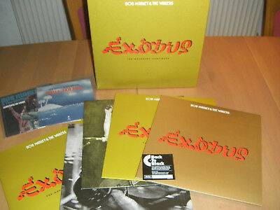 Bob Marley / Exodus, The Movement Continues (Super Deluxe Box)
