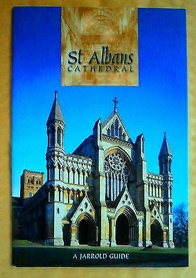 St ALBAN'S CATHEDRAL. GUIDE BOOK. 2005 JARROLD PUBLISHING. P/B
