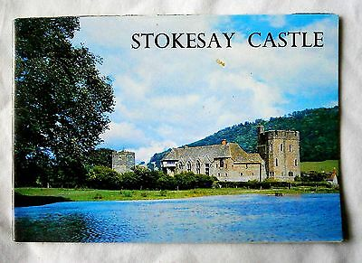 Stokesay Castle. Visitors Guide. Dr J F A Mason. P/b