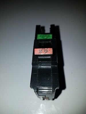 FPE Federal Pacific Single Pole 20 Amp Used Circuit Breaker NA
