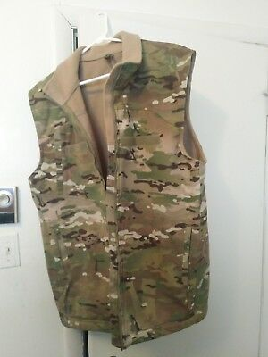 New XL-R Massif Military Army F.R.E.E. IWOL Multicam OCP Vest
