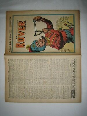 The Rover # 1199 March 20th 1948 comic