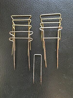 French/Belgian Medal Hanging Pins X 10 + Mini Medal Pin.....hard to find items