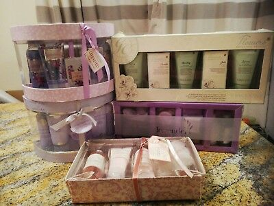 Bundle Job Lot Of Bath Body Gift Sets, Mixed Brands Christmas Sets - All New
