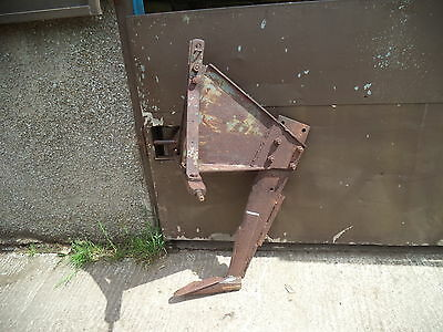 Massey Ferguson Mole Plough Subsoiler Implement Not Mower Trailer