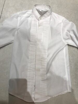 Filpback Boys Evening Dress Shirt Age 8