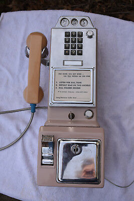 Northern Electric Touchtone Payphone Telephone