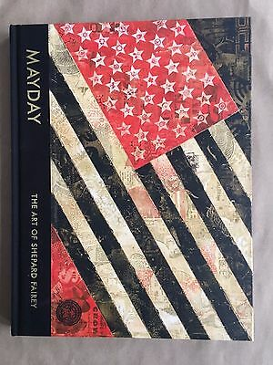 Shepard Fairey Signed Mayday Art Book
