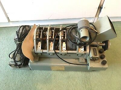 Vintage Acmade 16Mm Movie Splicer- Film Editing Equipment/projector - Pic Sync