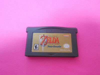 🔴 The Legend of Zelda A Link to the Past Four Swords - Just Cleaned + Tested!