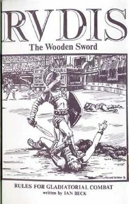 Tabletop Games (Heritage) Historical Mini Rules RVDIS - The Wooden Sword SC VG+