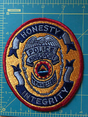 Kingsport, TN Police patch