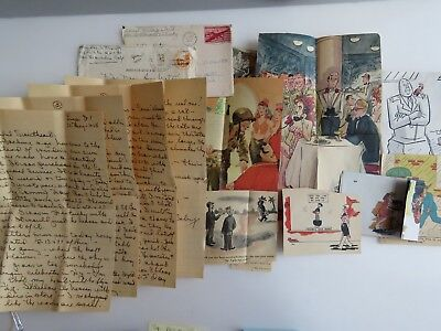2 WWII Letters 612 Port Luzon Col Albert P Shaw Estate Paratroopers Lakio A863