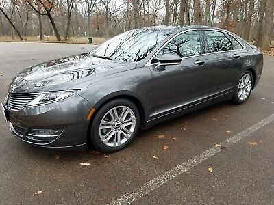 2015 Lincoln MKZ/Zephyr  AWD Turbo 2.0 - ALL OPTIONS - NO RESERVE
