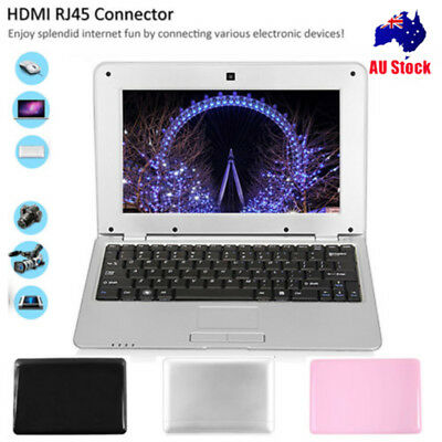 NEW 10.1 NETBOOK MINI LAPTOP WIFI 4.4 VIA 1GB+8GB 1.5GHz NOTEBOOK GIFT DUAL CORE