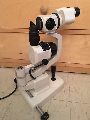 Topcon SL 2E Slit Lamp with No Power Supply/ Table And Chin Rest (made In Japan)
