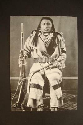 679) Little Wolf ~ Crow Indians ~ Wool Trade Blanket Coat 1885 ~ Sharps ~ Repo