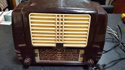 HMV little Nipper Bakelite Radio