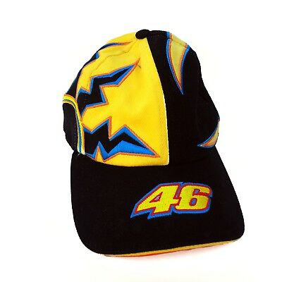 c9b3c1d83c5 BASEBALL CAP OFFICIAL Vr46 Valentino Rossi The Doctor 46 -  46.88 ...