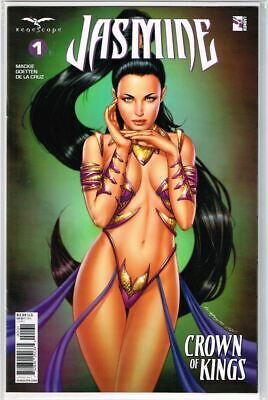Grimm Fairy Tales Jasmine Crown of Kings #1 Cover C NM 2018 Zenescope - Vault 35