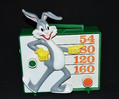 Warner Bros Bugs Bunny Vintage Radio 1975 (Working)