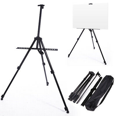 Adjustable Portable Tripod Easel Telescopic Display Stand 4 Up to 83cm Board
