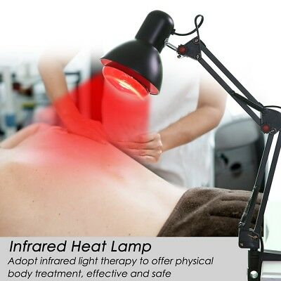 Infrared Heat Physiotherapy Lamp Heating Therapy Light Pain Relief Health Care