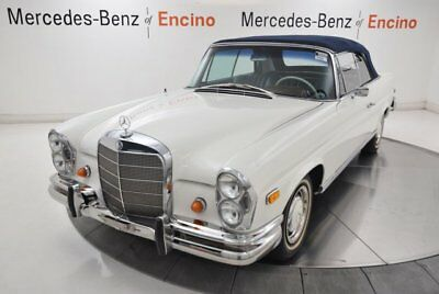 1966 200-Series -- 1966 MERCEDES-BENZ 280C, Well Maintained, Classic, Beautiful!