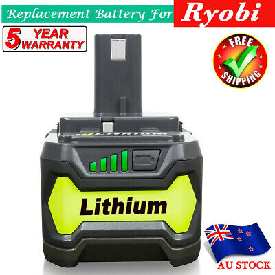 P108 Battery for RYOBI One+ Plus 18Volt RB18L50 P104 P102 P105 P107 RB18L40 P109
