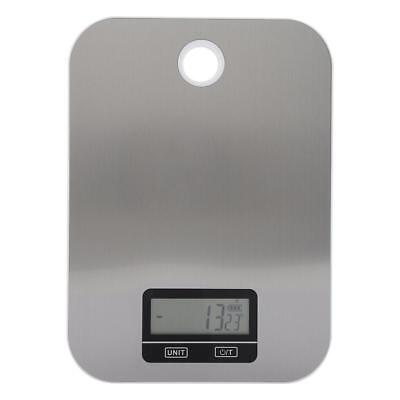 5Kg Stainless Steel Digital LCD Electronic Kitchen Cooking Food Weighing Scale S